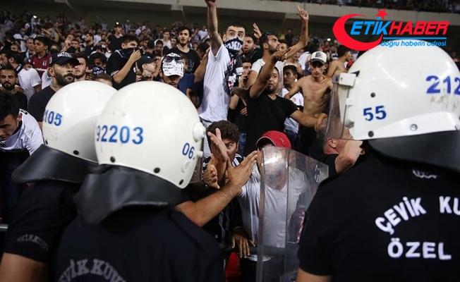 Süper Kupa maçındaki olayları müfettişler inceleyecek
