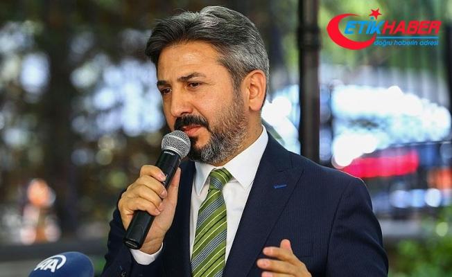 AKP'li Aydın: Türkiye, son kaledir