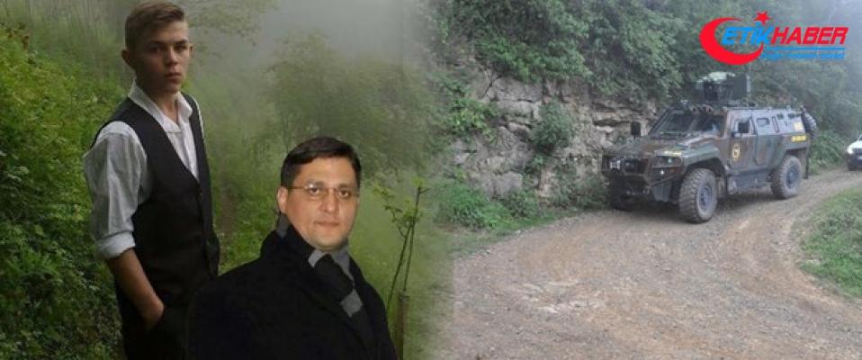 Trabzon'da çatışma: 2 şehit