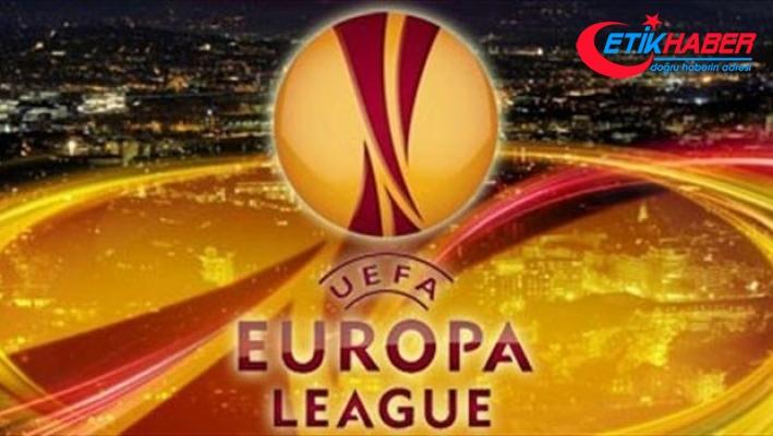 UEFA Avrupa Ligi'nde ilk maçlar tamamlandı