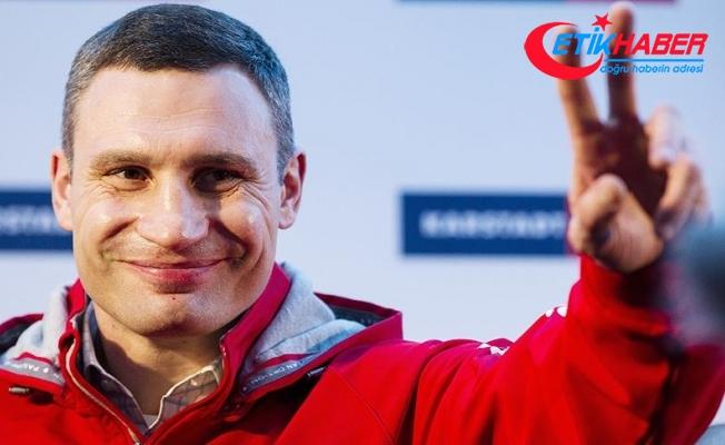 Ukraynalı boksör Klitschko'dan emeklilik kararı