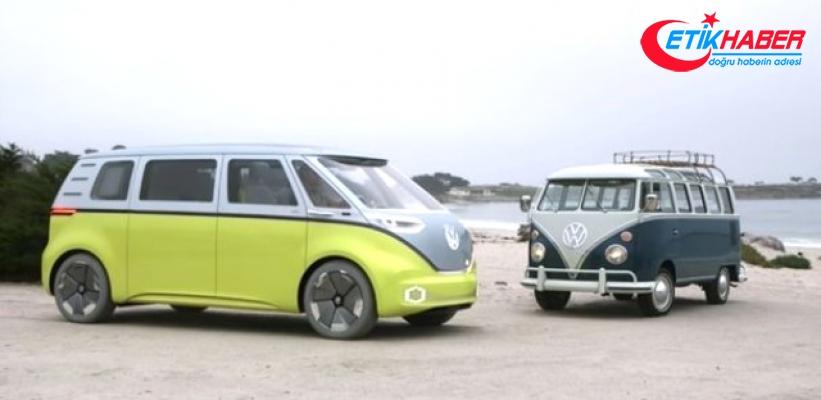Volkswagen T2 Elektrikli Olarak Geri Dönüyor