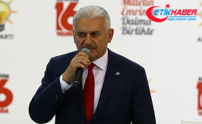 Yıldırım: Hiçbir ülke DEAŞ'a karşı Türkiye kadar mücadele etmedi