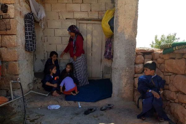 93 kişinin zehirlendiği Aktaş Köyü'nde yaşam normale döndü