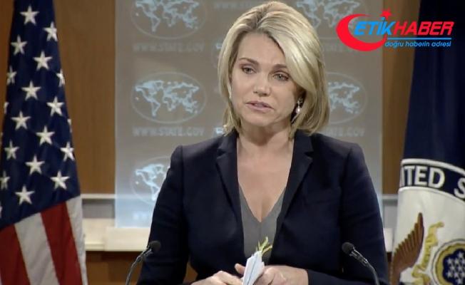 ABD'den Çiygöz'e mahkumiyet kararına tepki