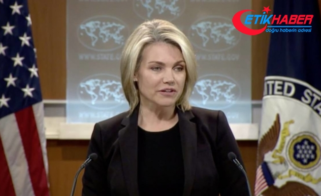 ABD Dışişleri Bakanlığı Sözcüsü: Sukunet ve Türkiye hükümetiyle diyalog kurulmasını umut ediyoruz