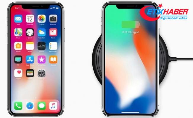 Apple, iPhone X ve iPhone 8'i tanıttı