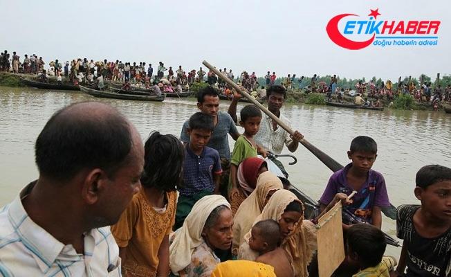 UNICEF: Bangladeş'e sığınan Arakanlı Müslüman sayısı 400 bine yaklaştı