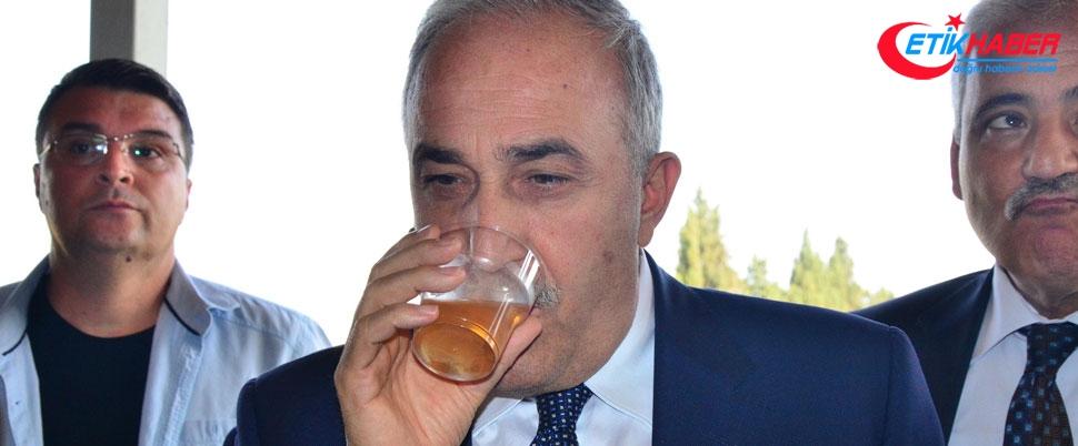 Bakan Fakıbaba'dan 'milli içecek' açıklaması