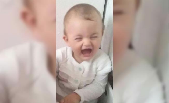Balkondan düşen 1.5 yaşındaki Zehra öldü