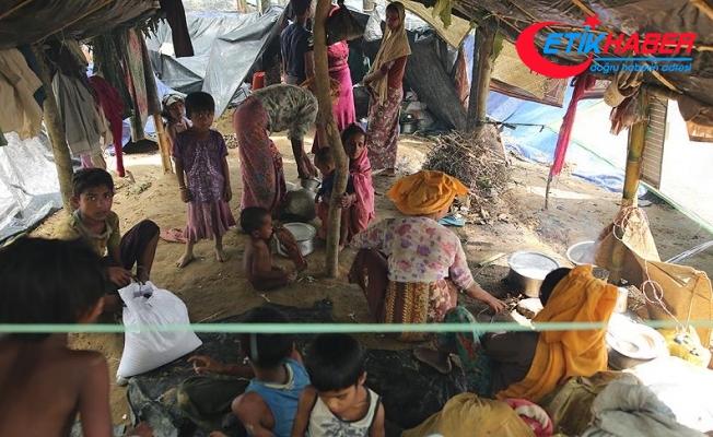 'Bangladeş'e sığınan Arakanlı Müslüman sayısı 313 bine ulaştı'