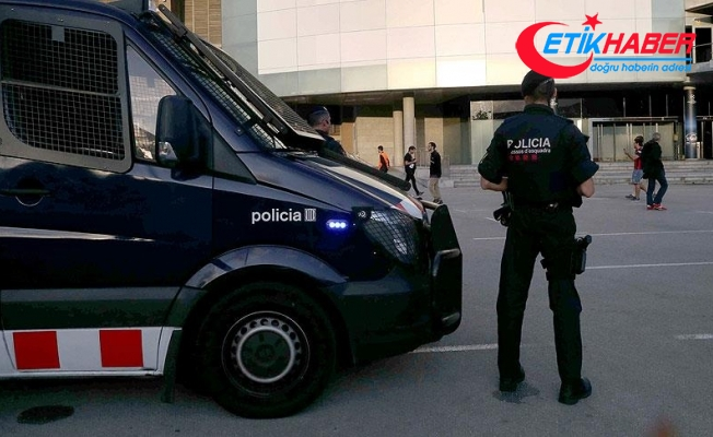 Barselona'da terör alarmı