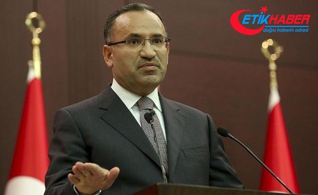 Bozdağ: Türk ve ABD temsilcileri vize için bir araya gelecek