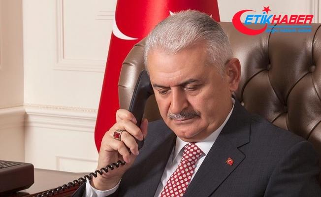 Başbakan Yıldırım, İran Cumhurbaşkanı Yardımcısı Cihangiri ile görüştü