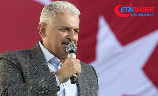 Başbakan Yıldırım: IKBY'nin referandumu ülkemiz için bir ulusal güvenlik meselesidir