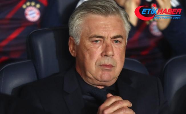 Bayern Münih'te Ancelotti dönemi bitti