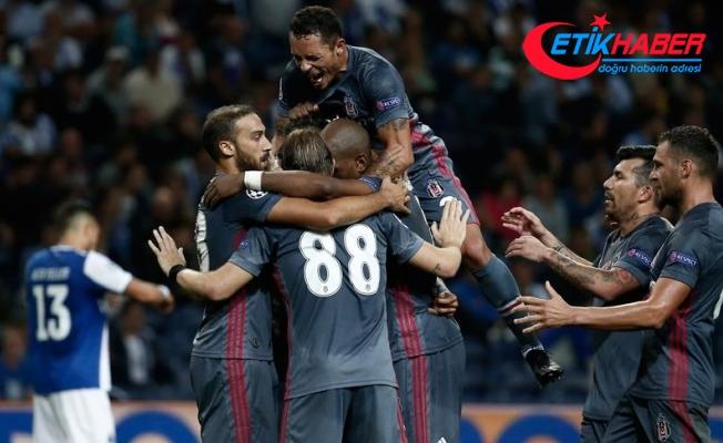 Beşiktaşlı futbolcuların maç sonu açıklamaları