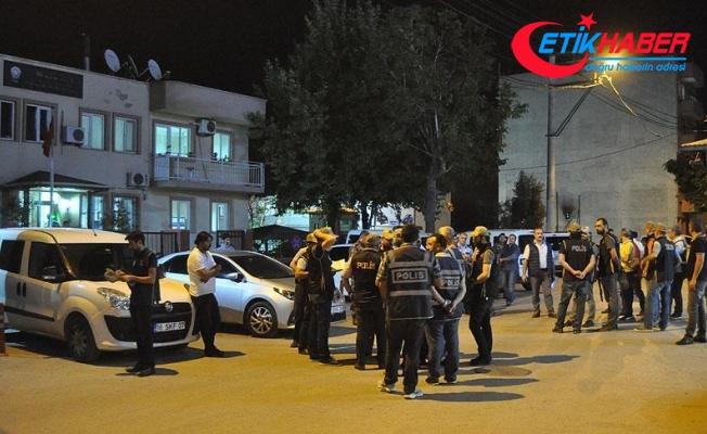 Bursa'da 200 polisle 'Huzur Operasyonu'