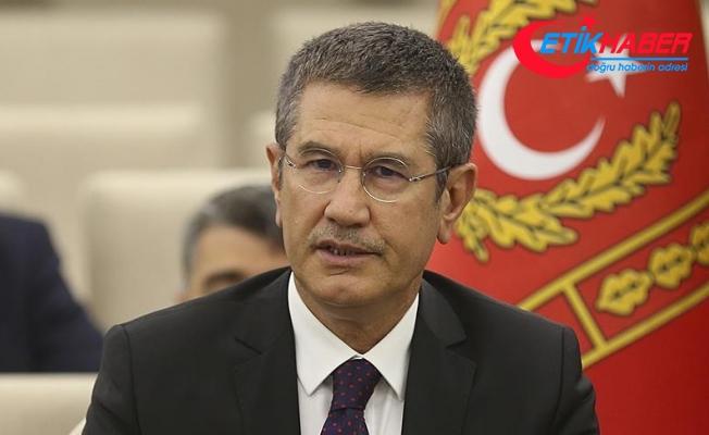 Canikli: Türkiye her türlü adımı atıp, her türlü tedbiri alacaktır