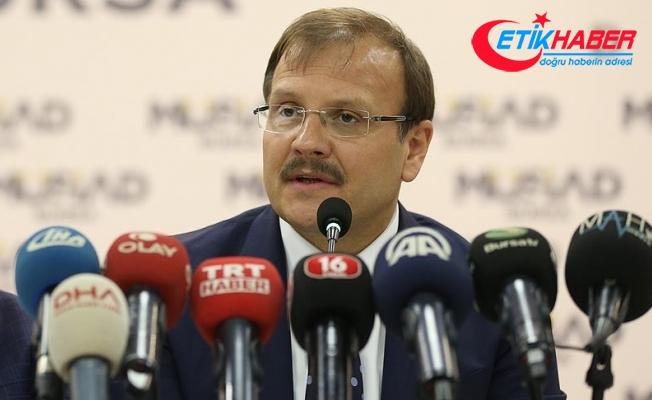 Başbakan Yardımcısı Çavuşoğlu: Eğitimde ileri seviyelere ulaşmak, en önemli hedef