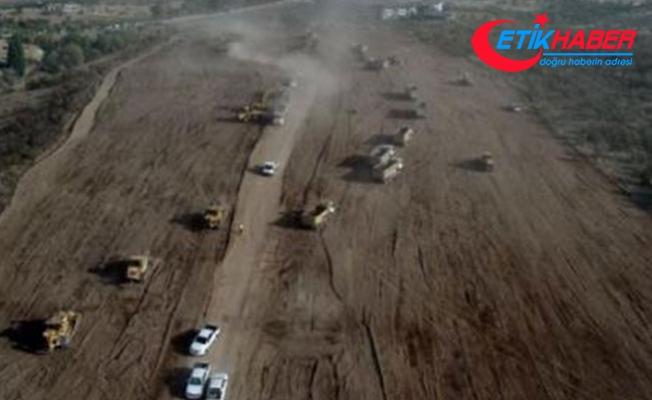 CHP'li Altıok: Doğayı katlederek yol yapmak, barbarlıktır