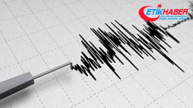 Edremit Körfezi ve Milas'ta deprem