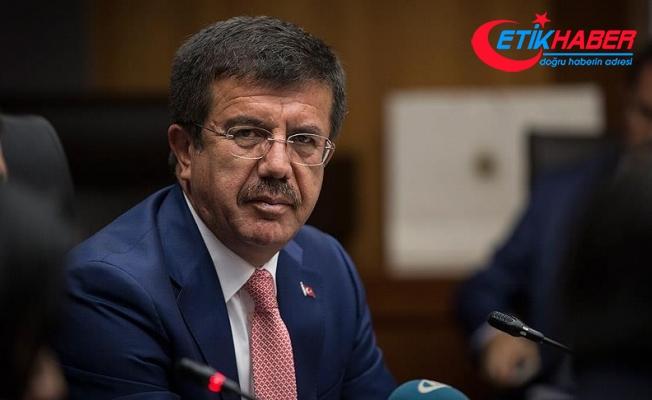 Ekonomi Bakanı Zeybekci büyüme rakamlarını değerlendirdi