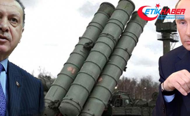 Erdoğan'dan sonra Rusya'dan S-400 açıklaması