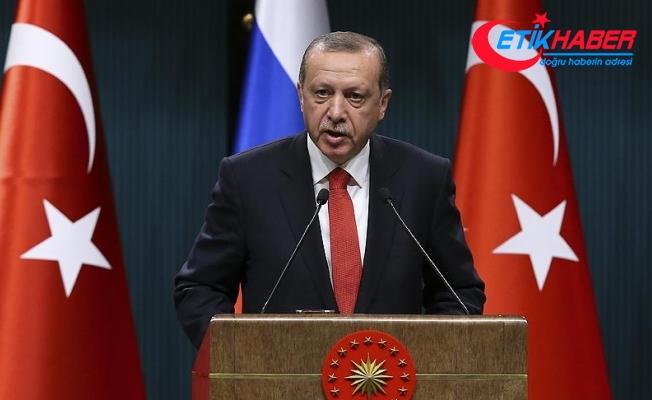 Erdoğan: Irak ve Suriye'nin toprak bütünlüğü konusunda hemfikiriz