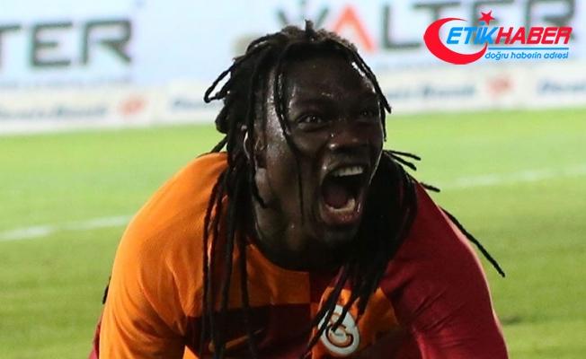 Galatasaray, Gomis ile kazandı