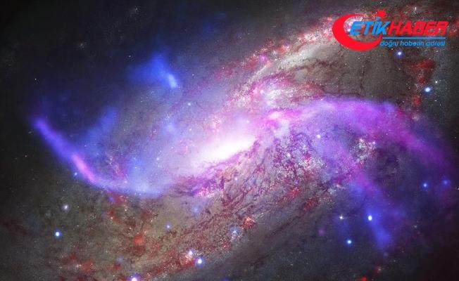 Güneş'ten 100 bin kat büyük kara delik keşfedildi