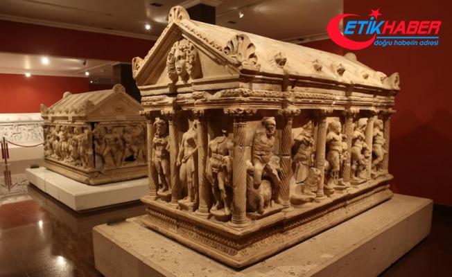 Herakles Lahdi Antalya'ya getirildi