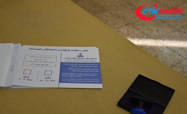 IKBY'nin gayrimeşru referandumuna 'hukuki işlem'