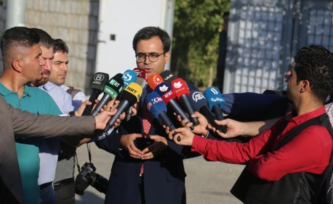 ABD, IKBY'nin yapacağı referandumun ertelenmesini talep etti