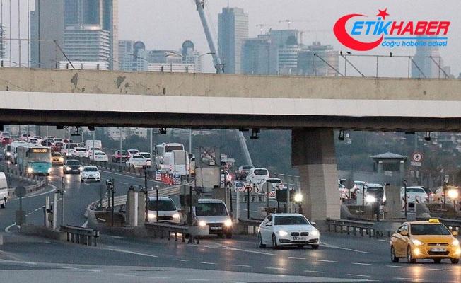 Köprü ve otoyollardan 8 ayda 964 milyon lira gelir
