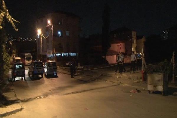 Maltepe'de kahvehaneye silahlı saldırı: 1 ölü 2 yaralı