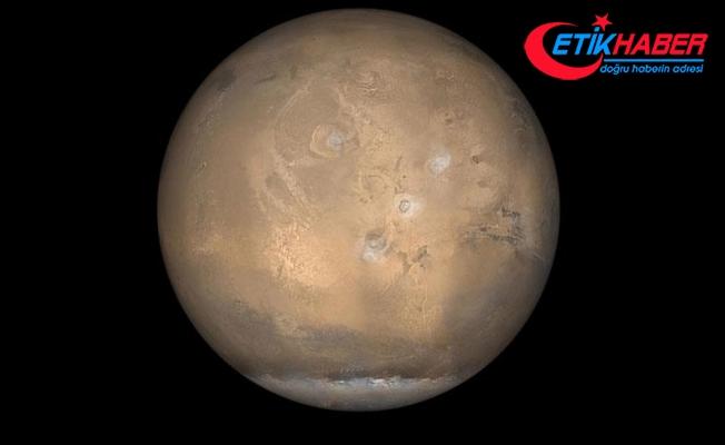 Mars'ta yaşam deneyi tamamlandı