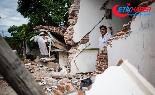 Meksika'daki depremde ölenlerin sayısı 96'ya çıktı
