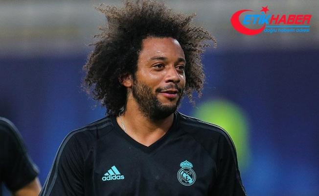 Real Madrid Marcelo'nun sözleşmesini uzattı