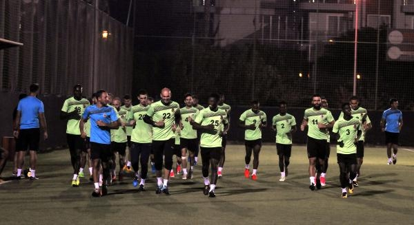 Safet Susic: 3 forvet oyuncusuyla açık futbol oynayacağız