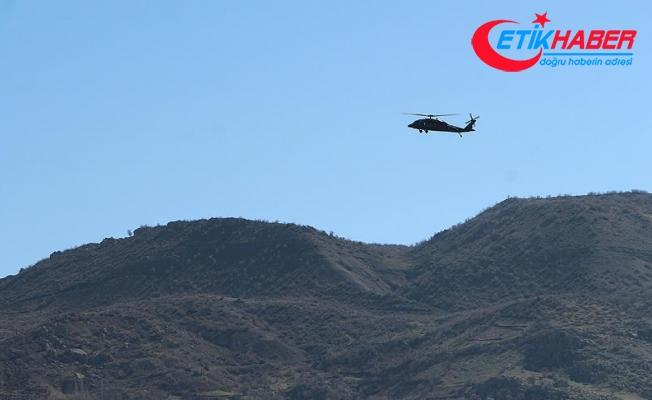 Saldırı hazırlığında 2 PKK'lı terörist etkisiz hale getirildi
