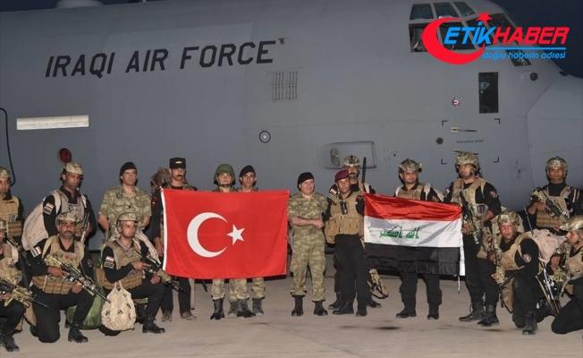 Türkiye ile Irak ortak askeri tatbikat başlattı