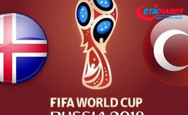 Türkiye - İzlanda maçının biletleri 1 saat içinde  tükendi
