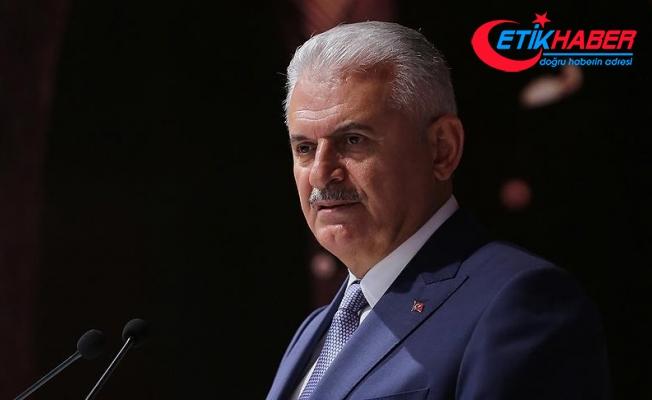 Başbakan Yıldırım: Birinci dereceden muhatabımız Irak merkezi yönetimi olacak