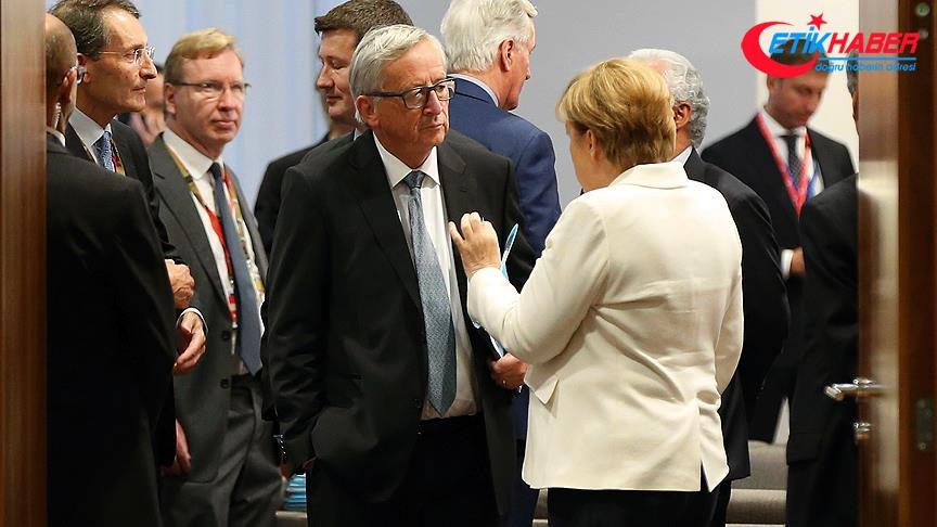 AB Liderleri Brexit'te yeterli ilerlemeyi sağlayamadı
