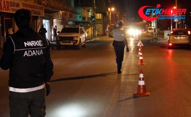 Adana'da 'huzur' operasyonu: 27 gözaltı