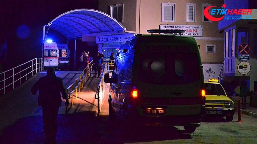 AK Parti belediye meclis üyesi silahlı saldırıya uğradı