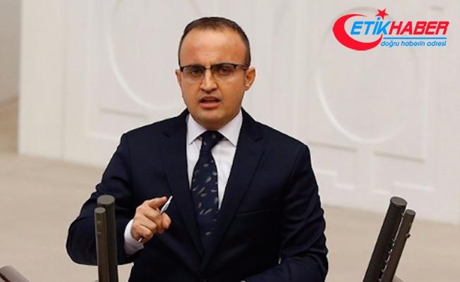 AKP'li Turan: Türkiye'yi beraber inşa edelim istiyoruz