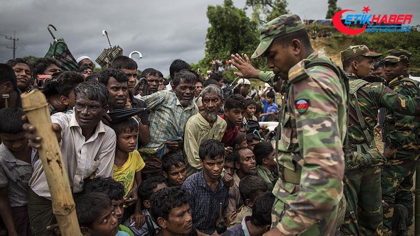Bangladeş'e sığınan Arakanlı Müslümanların sayısı 536 bine ulaştı
