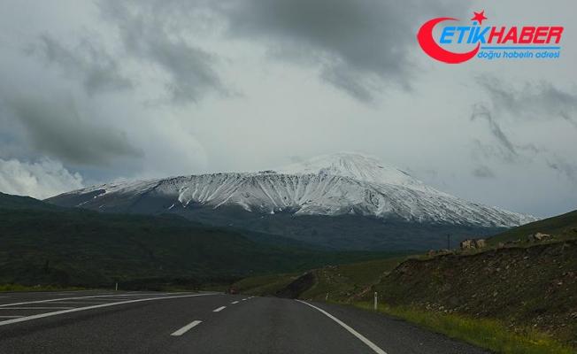 Doğu Anadolu'da yüksek kesimlerde kar bekleniyor